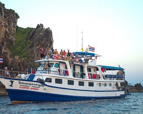 Similan diving Safaris Live-aboard Dolphin Queen