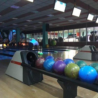 Bowling di Caravaggio