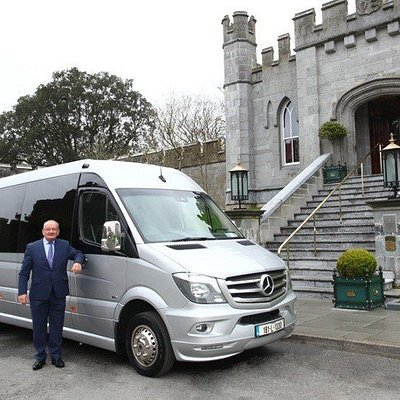 The One and Only Driver Guide Pat Conway at Dromoland Castle