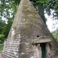 Détail de la pyramide