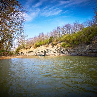 Come fish some of the most scenic and prestine rivers in Northern Illinois