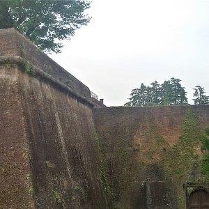 Le Fortificazioni e Le Mura di Pistoia.