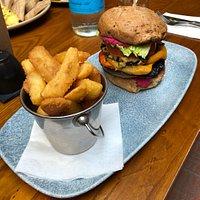 Special VEGGIE burger