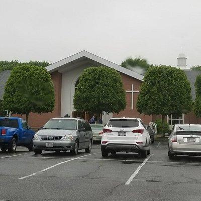 St Rosalie Catholic Church