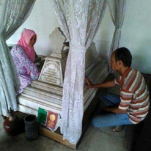 Makam KGPH Juminah (Pangeran Juminah)