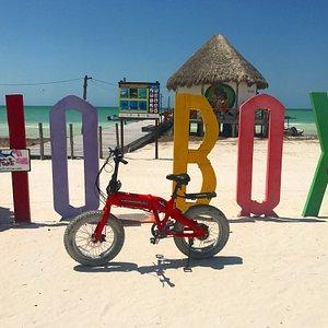 Playitas Ecobikes Holbox
