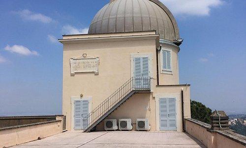 Una delle specole del palazzo arcivescovale