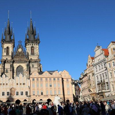 Prague Experience