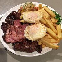 Very nice mixed grill