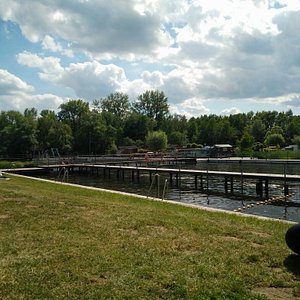 Flussbad Rostock