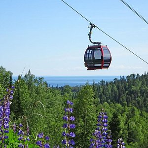 Summit Express Gondola // Summer Activity