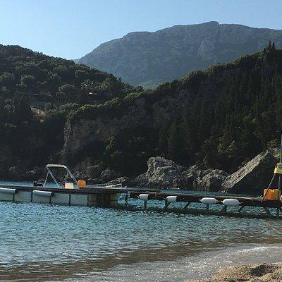 Nino's Boat Rental, Liapades Beach