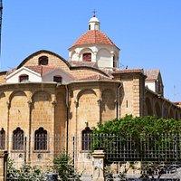 Церковь Святого Мориса