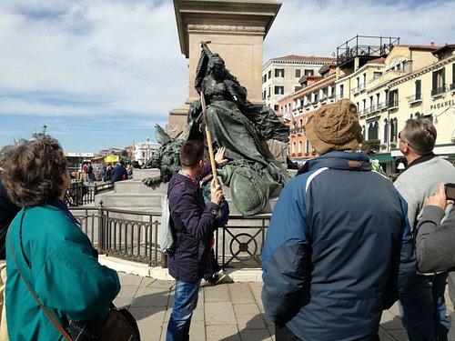 Walking Tour in Venice