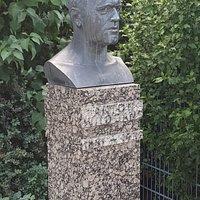 Denkmal Anton Wildgans