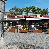Münchner Suppenküche Viktualienmarkt