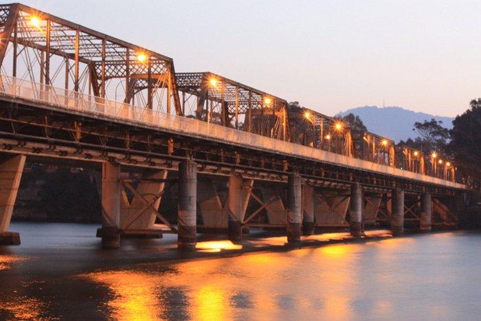 Wharf Road Bridge Nowra