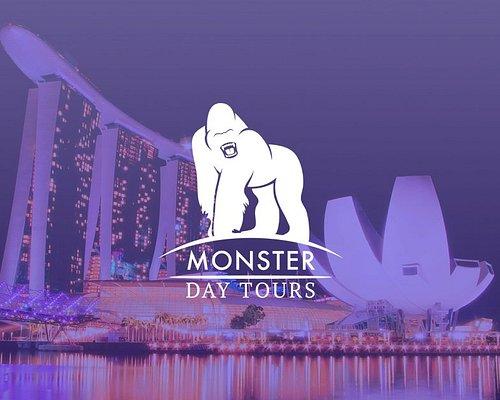 Monster Day Tours Logo