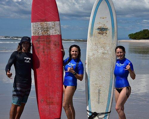 Fun surf session!