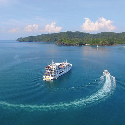 Reaching remote destinations larger ships cannot, our vessels take guests to remote regions.