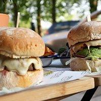 2 Cheese Burger & Ranchero Burger