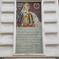 Mosaik Kaiser Josef I.