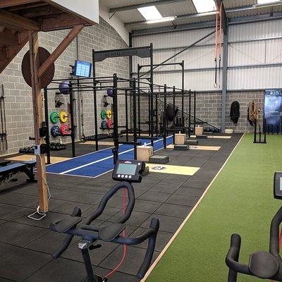 Inside SC Vital Fitness - Personal Training
