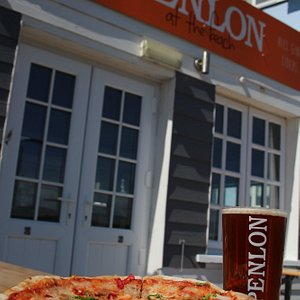 Local craft ales, delicious artisan pizza, amazing views.