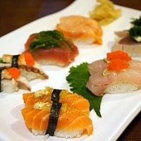 sushis especiais