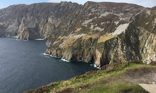 Slieve League from Bunglas Point