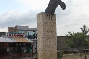 Monumento a Benkos Biohó