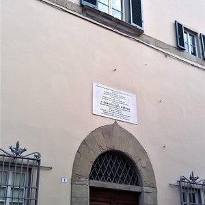 Palazzo Sozzifanti - Pistoia.