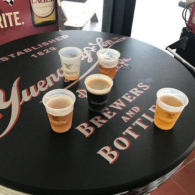 Our beer samples