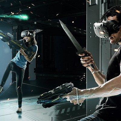 Технология полного тела в виртуальной реальности