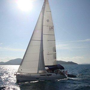 Sailing in the Argolic
