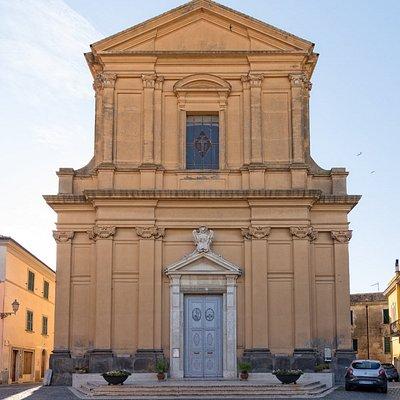 Chiesa S Maria Assunta Montalto di Castro
