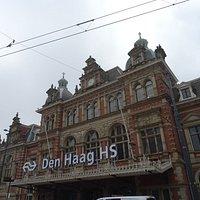 Station Hollands Spoor;architect D.Margadant 1891-1893