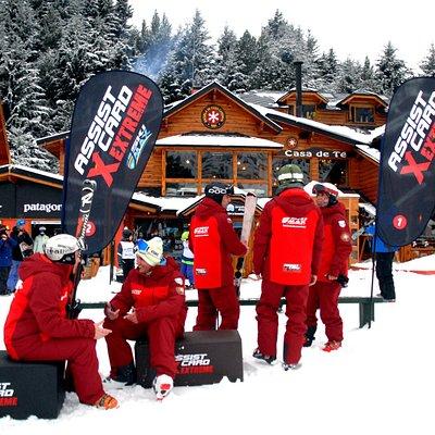 Skimax Clases de Ski y Snowboard en Cerro Catedral, Bariloche