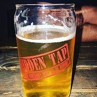 Beer @ Hidden Tap