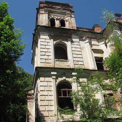 усадьба Павлищево