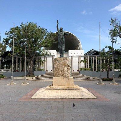 Muñoz Rivera Park San Juan PR