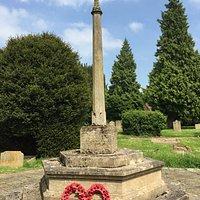 Langham & Barleythorpe War Memorial