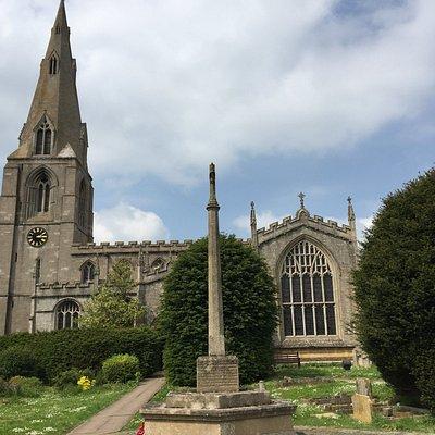 St Peter & St Pauls's Church Langham