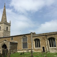 St Edmunds Church Egleton