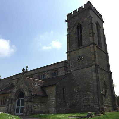 Holy Cross Church Burley on the Hill