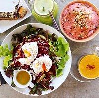 Healthy meal @ Wilsons