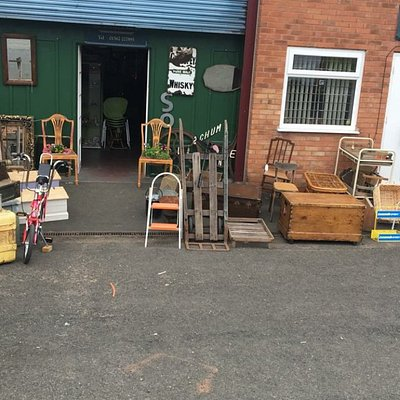Great place to shop in Kidderminster