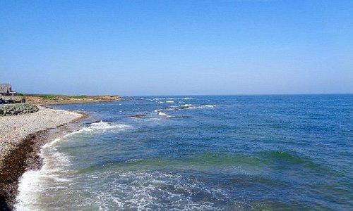 Beadnell Bay - beautiful stretch of coast