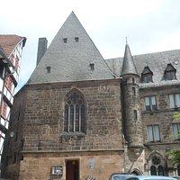 Die Universitätskirche.
