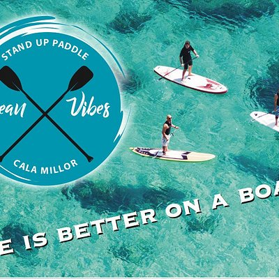 Ocean Vibes, stand up paddle board tours
